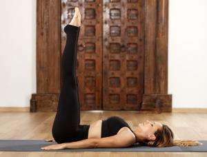 Yoga for healthy veins